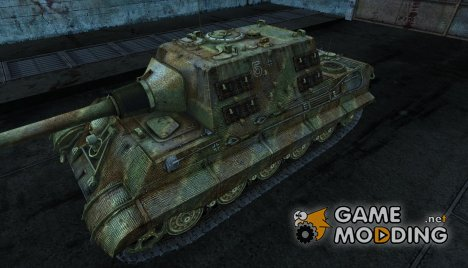 JagdTiger 4 для World of Tanks