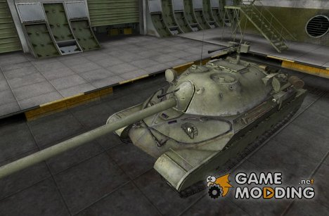 Ремоделинг для танка ИС-7 for World of Tanks