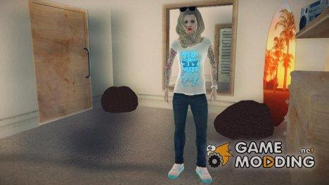 Catrina for GTA San Andreas