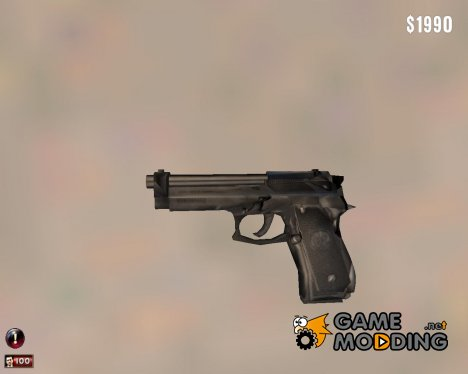 Beretta M92 for Mafia: The City of Lost Heaven