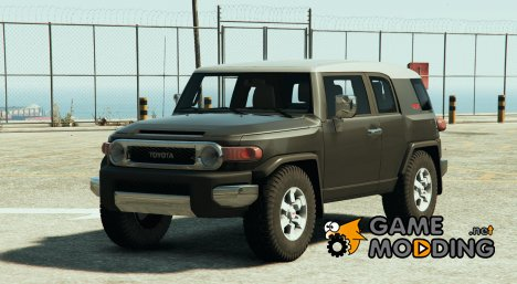 Toyota Fj Cruiser 2014 for GTA 5