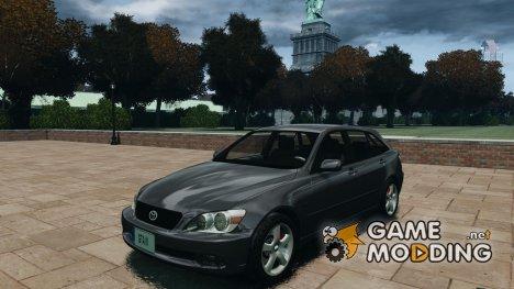 Toyota Altezza Gita Version 2 for GTA 4