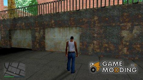 Реалистичный пак for GTA San Andreas