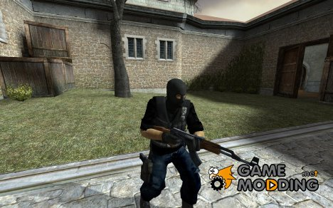 Zero!'s Terrorist V2 for Counter-Strike Source