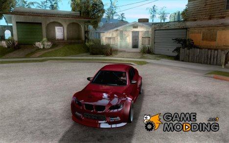 BMW M3 E92 Tuned v2 for GTA San Andreas