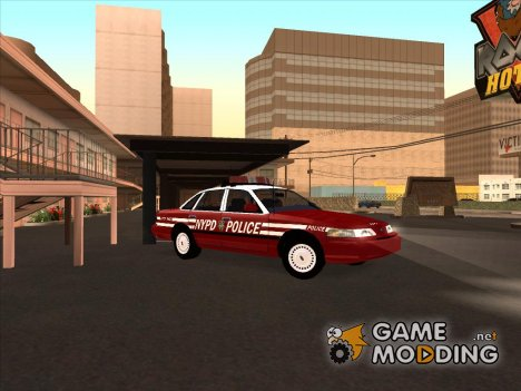 "1992 Ford Crown Victoria ""New York Police Department"" для GTA San Andreas"
