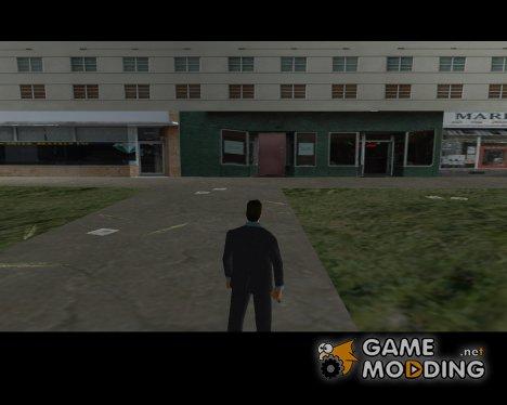 Квартирка Томми v2 for GTA Vice City