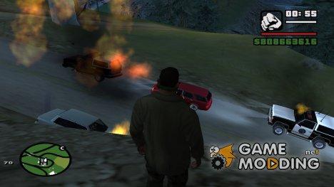 Riot для GTA San Andreas