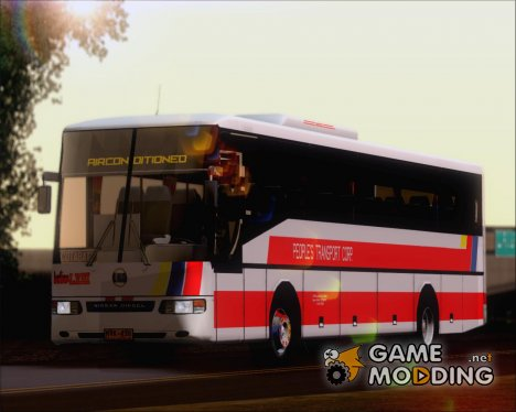 Nissan Diesel UD Santarosa Peoples Transport Corporation Berline LVIII для GTA San Andreas