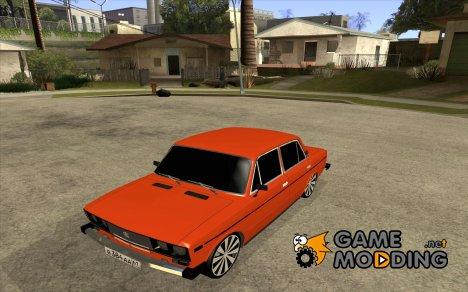 Ваз 2106 Fanta for GTA San Andreas