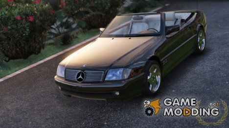 Mercedes-Benz SL500 1995 v1.2 для GTA 5
