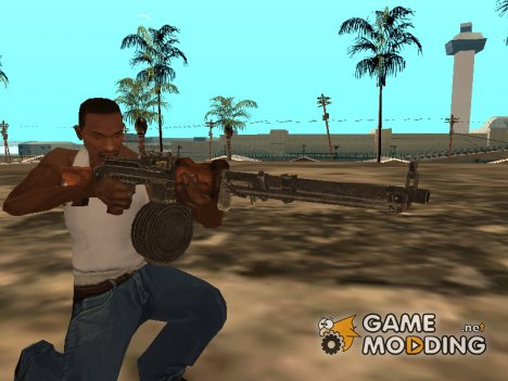 Battlefield Vietnam RPD Light Machine Gun для GTA San Andreas