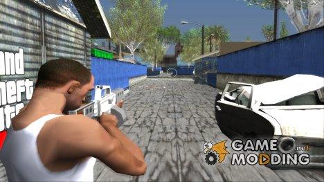 Anims Aim GTA V for GTA San Andreas