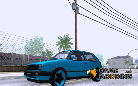 VW Mk2 Candy Love for GTA San Andreas