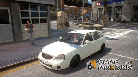 ВАЗ 2172 Приора Хэтчбек для GTA 4
