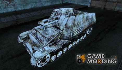 Hummel 05 для World of Tanks