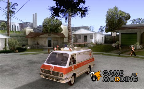 Раф 22031 Скорая помощь for GTA San Andreas