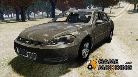 Chevrolet Impala 9C1 2012 for GTA 4