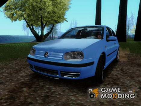 Volkswagen Golf v5 Stock for GTA San Andreas