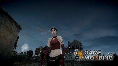 Rebecca Chambers (Resident Evil) для GTA 4