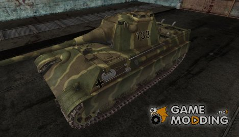 PzKpfw V Panther II ThePfeil for World of Tanks