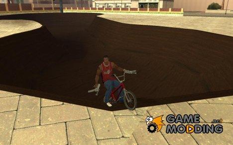BMX_Park MOD_v1.0 for GTA San Andreas