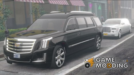 "Cadillac Escalade ""President One"" Limosine FINAL для GTA 5"