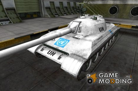 Шкурка для 113 for World of Tanks