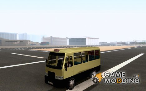 Otokar deutz для GTA San Andreas