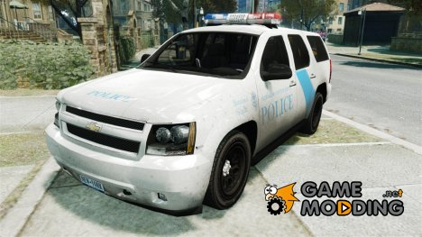 Chevrolet Tahoe Homeland Security для GTA 4