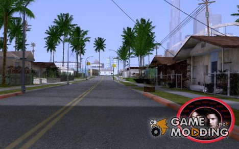 Speedometer SuperNatural для GTA San Andreas