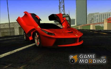 Ferrari LaFerrari F70 for GTA Vice City