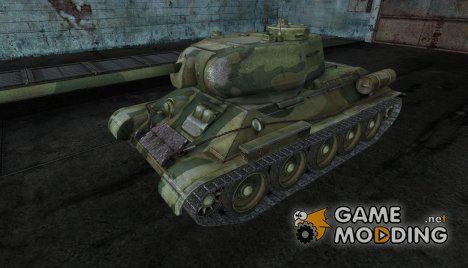T-34-85 6 для World of Tanks