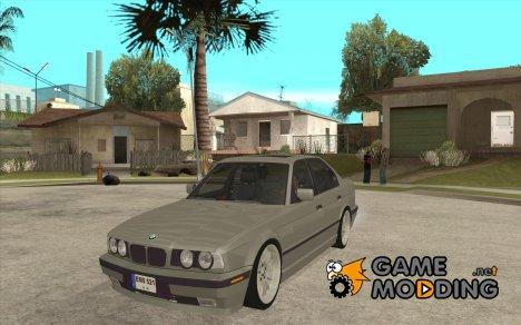 BMW E34 540i Tunable для GTA San Andreas