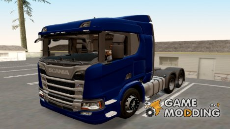 Scania Next Generation R730 V8 2016-2018 6x4 для GTA San Andreas