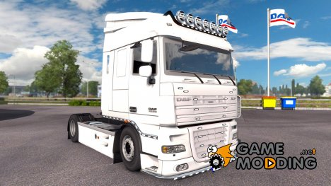 DAF XF 105 Simple Edit for Euro Truck Simulator 2
