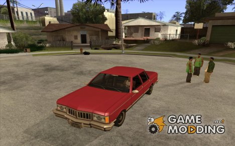 Regal 1987 San Andreas Stories для GTA San Andreas