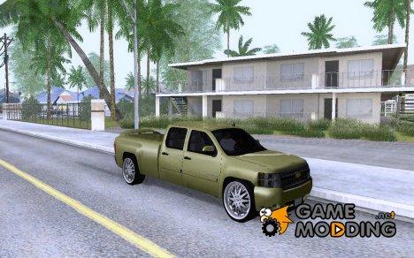 Chevrolet Silverado Long And Low для GTA San Andreas