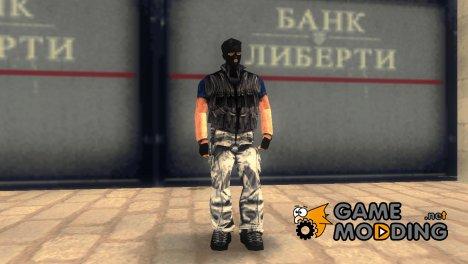 Террорист для GTA 3
