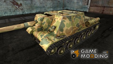 ИСУ-152 02 for World of Tanks