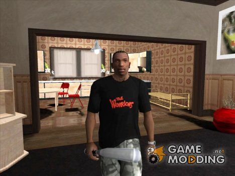 The Warriors shirt для GTA San Andreas
