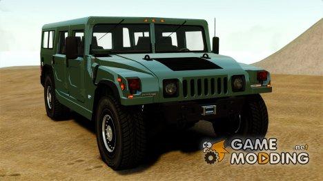 Hummer H1 Alpha for GTA 4