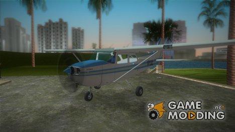 Cessna C172SP Skyhawk for GTA Vice City