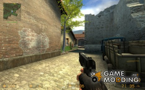 Insulaner V2 для Counter-Strike Source