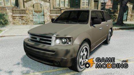 Полицейский Джип for GTA 4