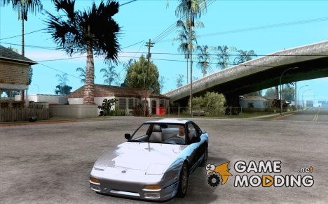 Nissan 240SX tunable for GTA San Andreas