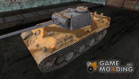 PzKpfw V Panther hardcorerider for World of Tanks