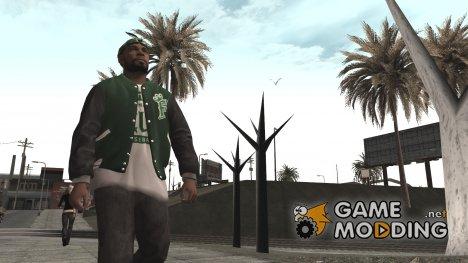 HD Grove Street Skins for GTA San Andreas
