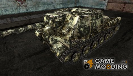 шкрка для ИСУ-152 for World of Tanks