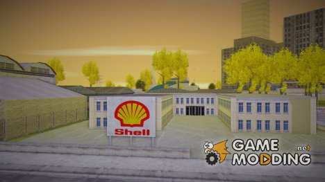 Shell Office для GTA 3